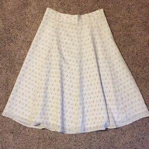 Beautiful flowy skirt
